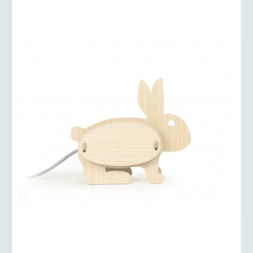 Lampe kids Lapin made in France