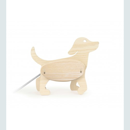 Lampe kids Chien - ZOO made in France