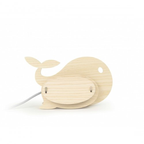Lampe kids Baleine made in France