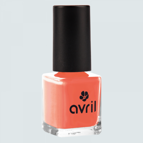 Vernis à ongles Corail  7 ml made in France
