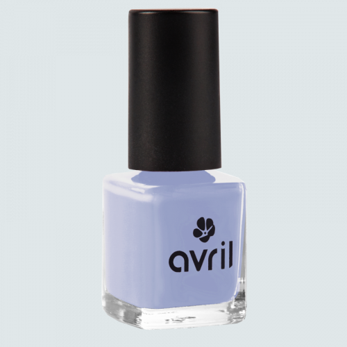 Vernis à ongles Bleu Layette  7 ml made in France