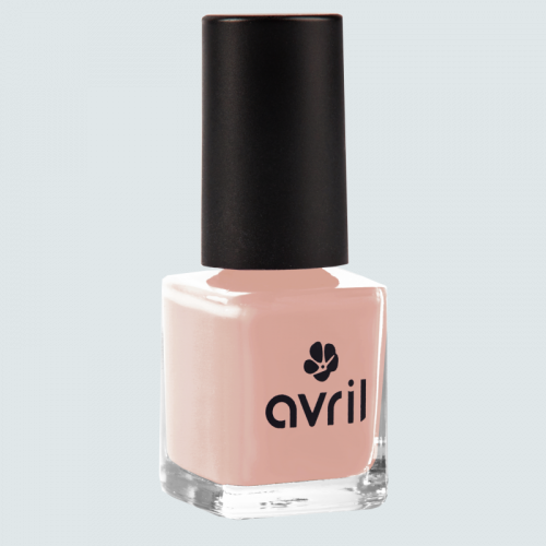Vernis à ongles Rose Thé  7 ml made in France