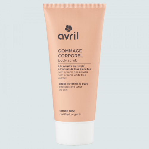 Gommage corporel   200 ml - Certifié bio made in France