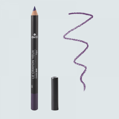 Crayon yeux Figue - Certifié bio made in France
