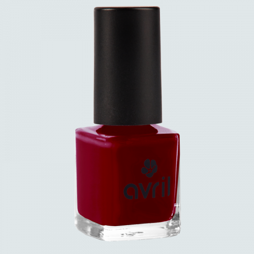 Vernis à ongles Bordeaux N°671  7 ml made in France