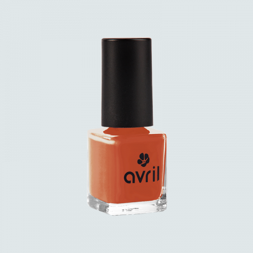 Vernis à ongles Tangerine N°864  7 ml made in France