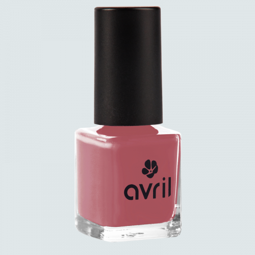 Vernis à ongles Rose Patiné 7 ml made in France
