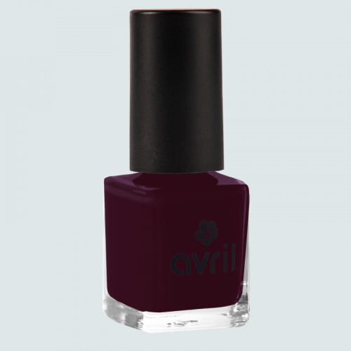 Vernis à ongles Prune N° 82  7 ml made in France