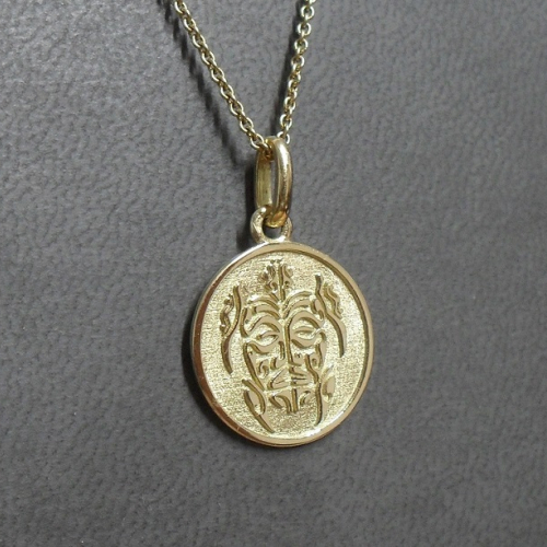 Médaille Tortue Hawaïenne made in France
