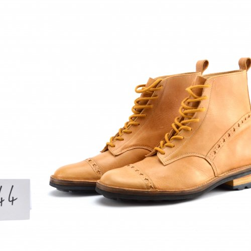 Chaussures homme marron clair