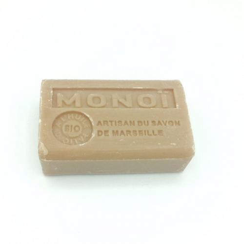 Savon à l'Huile d'olive Bio Monoï - 125g made in France