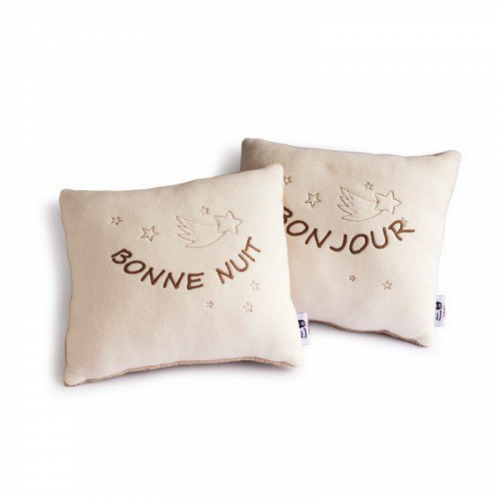 Coussin Enfant Personnalisable made in France