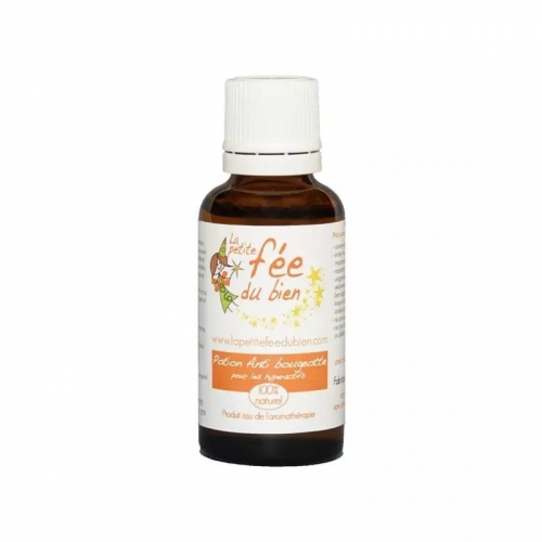 Huile de massage Potion Anti-Bougeotte made in France