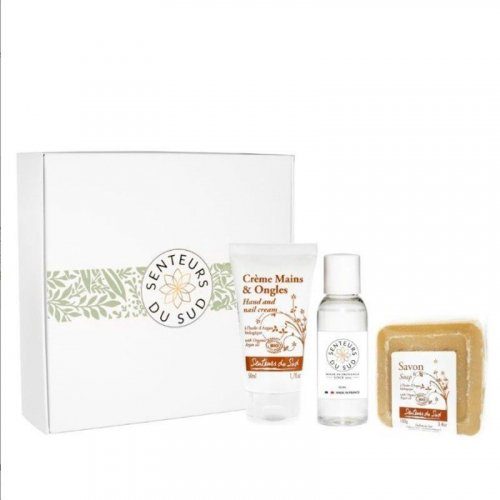 Coffret Protection des mains made in France