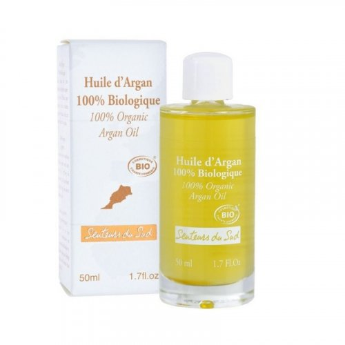 Huile d'argan pure 100% bio - 50ml made in France