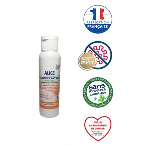 Désinfectant Mains - 200ml made in France