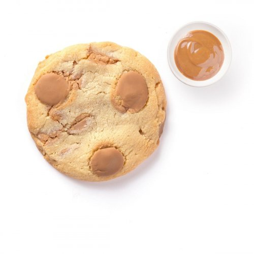 Cookie Dulce de Leche made in France