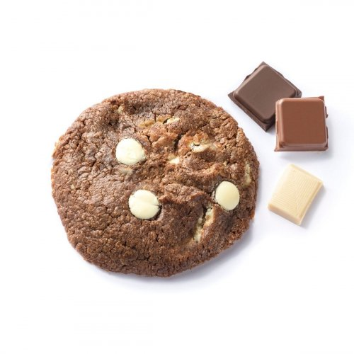 Cookie 3 Chocolats made in France