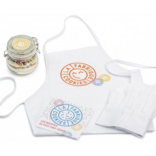 KIT Petit chef cookies made in France