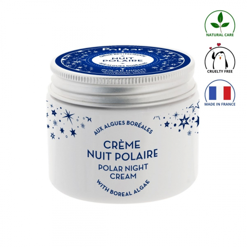 Crème revitalisante - Nuit polaire made in France